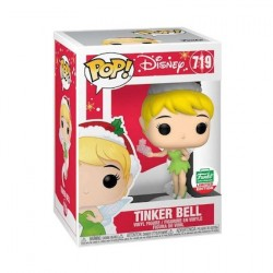 Figurine Pop Disney Holiday Tinker Bell Edition Limitée Funko Boutique Geneve Suisse