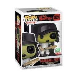 Figurine Pop Movies The Warriors Baseball Fury Green Edition Limitée Funko Boutique Geneve Suisse