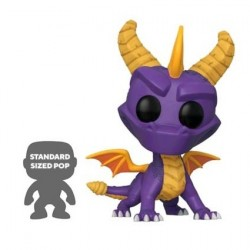 Figurine Pop 25 cm Spyro the Dragon Edition Limitée Funko Boutique Geneve Suisse