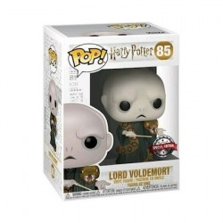 Figuren Pop Harry Potter Lord Voldemort with Nagini Limitierte Auflage Funko Genf Shop Schweiz