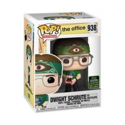 Figuren Pop ECCC 2020 The Office Dwight Schrute as Recyclops Limitierte Auflage Funko Genf Shop Schweiz
