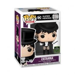 Figuren Pop ECCC 2020 DC Comics Zatanna Limitierte Auflage Funko Genf Shop Schweiz