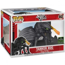 Figur Pop ECCC 2020 15 cm Starship Troopers Tanker Bug Limited Edition Funko Geneva Store Switzerland