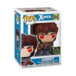 Figurine Pop ECCC 2020 X-Men Gambit Classic Edition Limitée Funko Boutique Geneve Suisse