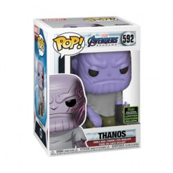 Figur Pop ECCC 2020 Avengers 4 Endgame Thanos with Magnetic Arm Limited Edition Funko Geneva Store Switzerland