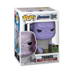 Figuren Pop ECCC 2020 Avengers 4 Endgame Thanos with Magnetic Arm Limitierte Auflage Funko Genf Shop Schweiz