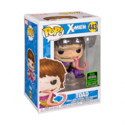 Figur Pop ECCC 2020 X-Men Toad Limited Edition Funko Geneva Store Switzerland