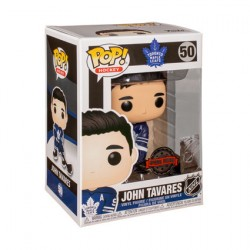 Figuren Pop NHL John Tavares Toronto Maple Leafs Limitierte Auflage Funko Genf Shop Schweiz