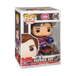 Figurine Pop NHL Patrick Roy Montreal Canadiens Edition Limitée Funko Boutique Geneve Suisse