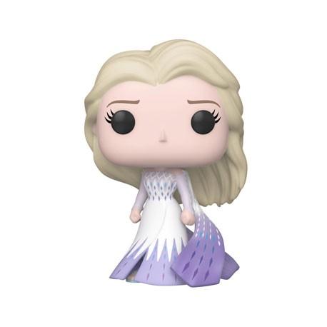 Figurine Pop Disney La Reine des neiges 2 Elsa Epilogue Funko Boutique Geneve Suisse