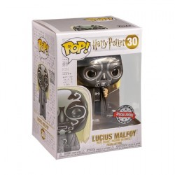 Figur Pop Harry Potter Death Eater Mask Lucius Limited Edition Funko Geneva Store Switzerland