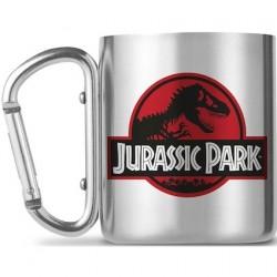 Figur Jurassic Park Carabiner Logo Mug GB eye Geneva Store Switzerland