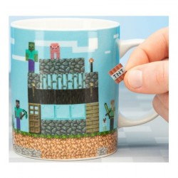 Figur Minecraft Build a Level Mug Paladone Geneva Store Switzerland