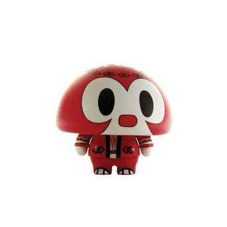Figurine Lucky Pinky 02 Rouge par Steven Lee Steven House Boutique Geneve Suisse