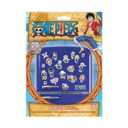 Figurine One Piece pack aimants Chibi Pyramid International Boutique Geneve Suisse