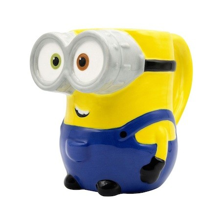Figur Minions 2 Bob 3D mug Joy Toy Geneva Store Switzerland