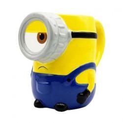Figurine Tasse 3D Les Minions 2 Stuart Joy Toy Boutique Geneve Suisse