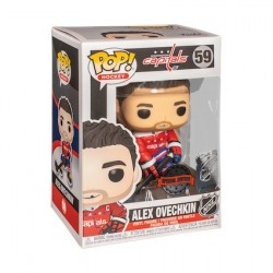 Figurine Pop Hockey NHL Capitals Alex Ovechkin Edition Limitée Funko Boutique Geneve Suisse