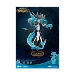 Figurine World Of Warcraft Diorama Jaina Beast Kingdom Boutique Geneve Suisse
