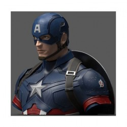 Figur Avengers Endgame Coin Bank Captain America Semic Geneva Store Switzerland