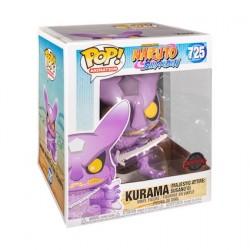 Figurine Pop 15 cm Naruto Shippuden Kurama Majestic Attire Susano'o Edition Limitée Funko Boutique Geneve Suisse