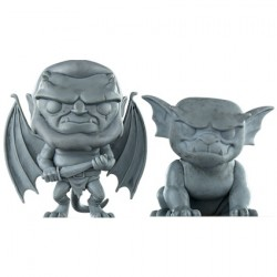 Figur Pop Gargoyles Hudson & Bronx (Stone) 2-Pack Limited Edition Funko Geneva Store Switzerland