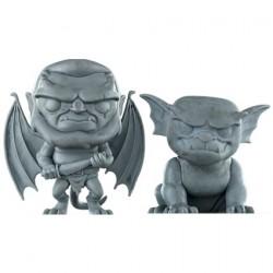 Figurine Pop Gargoyles Hudson & Bronx (Stone) 2-Pack Edition Limitée Funko Boutique Geneve Suisse