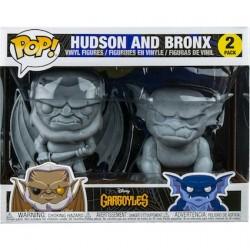 Figurine Pop Disney Gargoyles Hudson & Bronx (Stone) 2-Pack Edition Limitée Funko Boutique Geneve Suisse