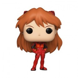 Figurine Pop Anime Evangelion Asuka Funko Boutique Geneve Suisse