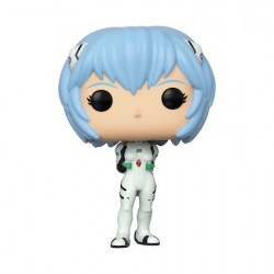 Figurine Pop Anime Evangelion Rei Funko Boutique Geneve Suisse