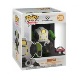 Figuren Pop 15 cm Overwatch Orisa OR-15 Limitierte Auflage Funko Genf Shop Schweiz