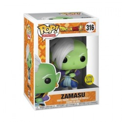 Figuren Pop Dragon Ball Super Zamasu Phosphoreszierend Limitierte Auflage Funko Genf Shop Schweiz