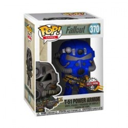 Figur Pop Fallout T-51 Power Armor Vault Tec Limited Edition Funko Geneva Store Switzerland