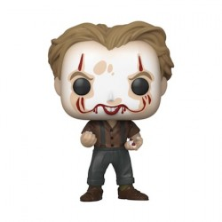 Figurine Pop IT Chapter 2 Pennywise Make-Up Funko Boutique Geneve Suisse