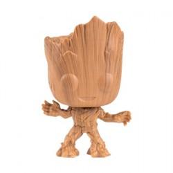 Pop Les Gardiens de la Galaxie Baby Groot Wood Deco Edition Limitée