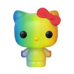 Figurine Pop Pride 2020 Hello Kitty Rainbow Funko Boutique Geneve Suisse