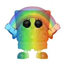 Figur Pop Pride 2020 SpongeBob Rainbow Funko Geneva Store Switzerland