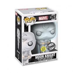 Figurine Pop Marvel Moon Knight Phosphorescent Edition Limitée Funko Boutique Geneve Suisse