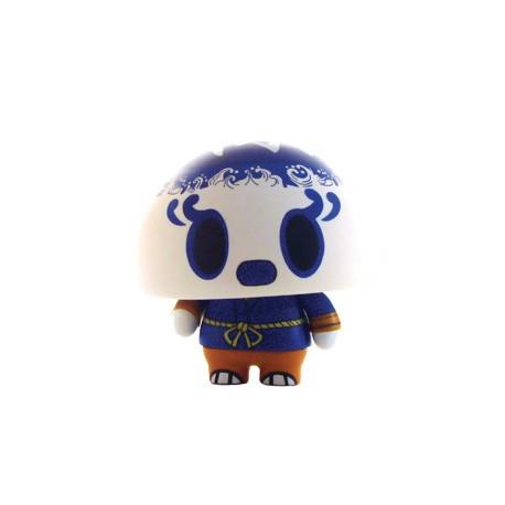 Figurine Lucky Pinky 02 Bleu par Steven Lee Steven House Boutique Geneve Suisse