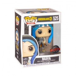 Figurine Pop Borderlands 3 Maya as Siren Edition Limitée Funko Boutique Geneve Suisse