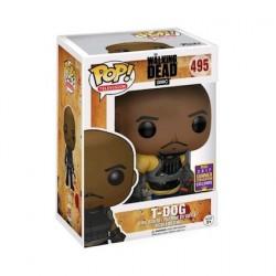 Figurine Pop SDCC 2017 The Walking Dead T-Dog Edition Limitée Funko Boutique Geneve Suisse