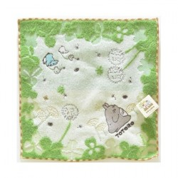 Figur My Neighbor Totoro Mini Towel Young Leaves 25 x 25 cm Benelic - Studio Ghibli Geneva Store Switzerland