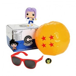 Figur Box Dragon Ball Z Pop Future Trunks Exclusive Funko Geneva Store Switzerland
