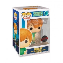 Figurine Pop Scoob! Young Shaggy Edition Limitée Funko Boutique Geneve Suisse