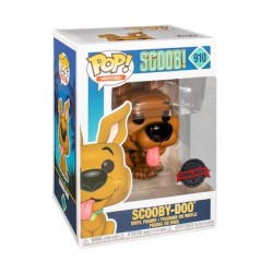 Figur Pop Scoob! Young Scooby Limited Edition Funko Geneva Store Switzerland