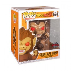 Figur Pop 15 cm Dragon Ball Z Great Ape Goku Limited Edition Funko Geneva Store Switzerland