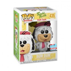 Figurine Pop NYCC 2018 Hanna Barbera Touche Turtle and Dum Dum - Dum Dum Edition Limitée Funko Boutique Geneve Suisse