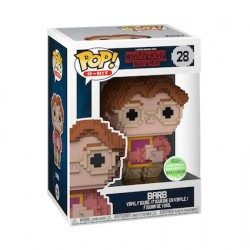Figurine Pop ECCC 2018 Stranger Things Barb 8-Bit Edition Limitée Funko Boutique Geneve Suisse