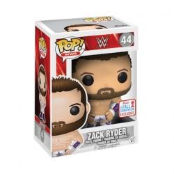 Figurine Pop NYCC 2017 WWE Zack Ryder Edition Limitée Funko Boutique Geneve Suisse