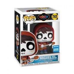 Figurine Pop WonderCon 2020 Coco Miguel with Guitar Edition Limitée Funko Boutique Geneve Suisse